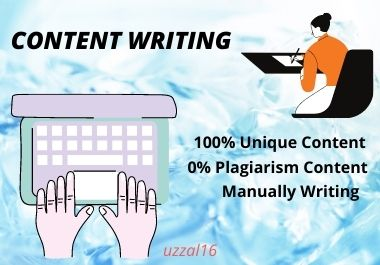 I Will Do 500 Words SEO Friendly Content Writing For Your Business