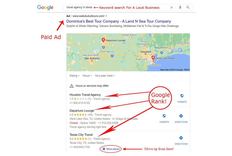 Create 5000 google maps citations for local business SEO