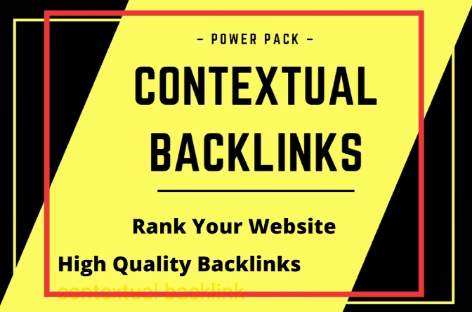 2 Contextual Backlinks Form High DA And PA Authority Site 2020 to Rank Higher