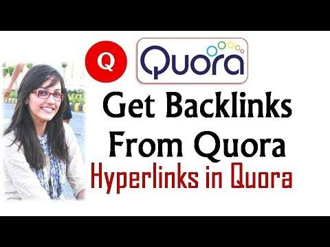 I Will Provide 5 High Quality Quara Answer backlinks for rank up your site