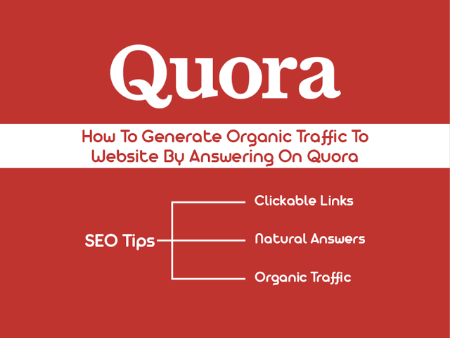 Promote your website with 3 Quara answers on Keyword 2020