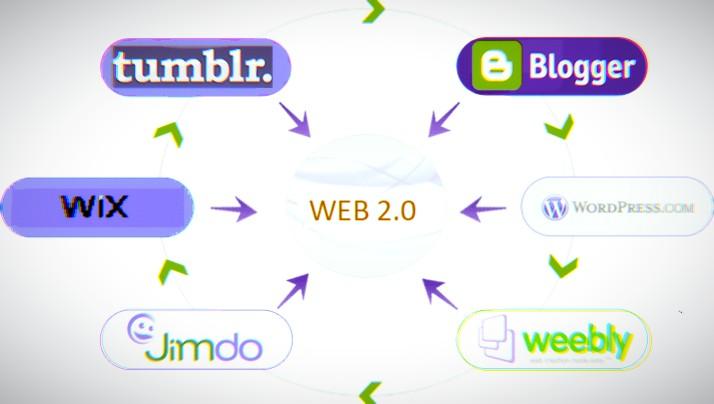 I will create 50 high DA SEO friendly web 2.0 do follow backlink with content