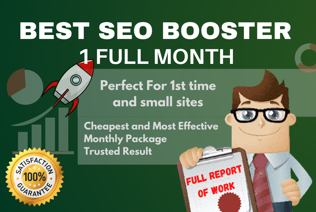 Rank On Google by the Best SEO Package Safe SEO Website Starter Link Building For boost on google