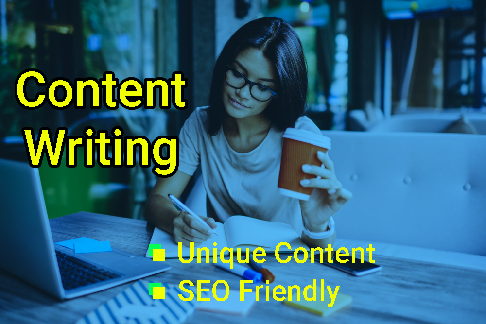 I Will Write 1000 High Quality SEO Friendly Article