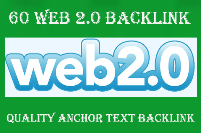 DA 70+ PA 35+ PR6-10 Web2.0 50 Pbn Backlink in 100 dofollow in unique site