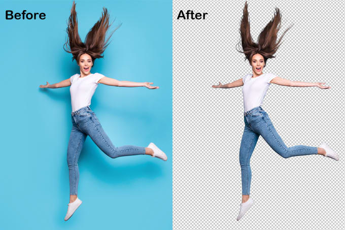 I will remove background from image professionally in just 2 hours