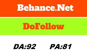 publish guest post on behance. net DA93 PA75