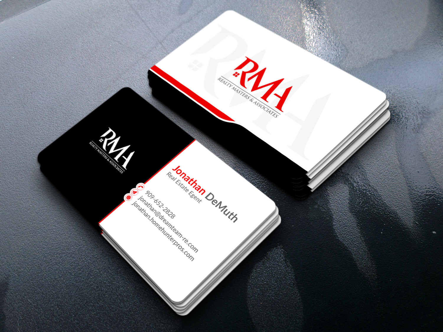 I will design modern and professional looking Business Card