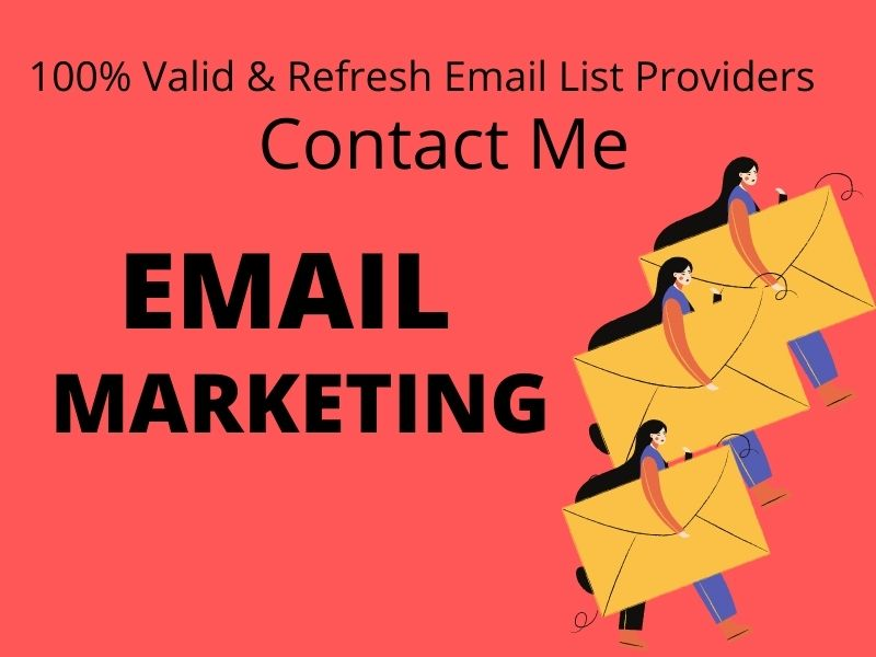 I will collect niche targeted 1k email list clean and verified