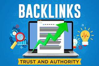 I will build SEO backlinks through high da guest posts