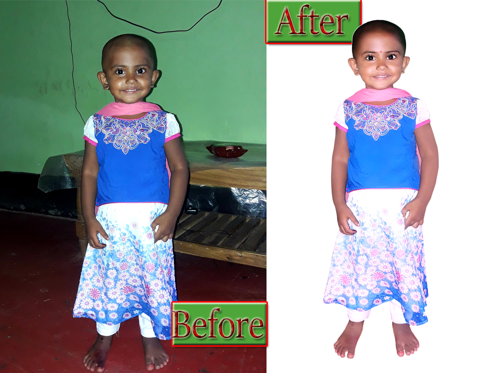 I will do any image background removal service within 24 hour