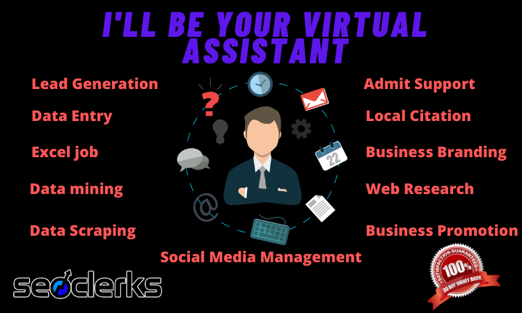 I will be your expert and reliable virtual assistant and able to generate tasks as your requirements