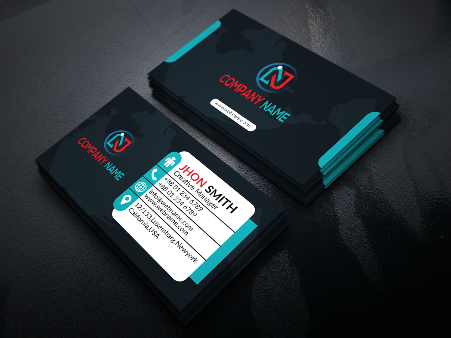 do design for luxury and professional business card for you do design for luxury and professional
