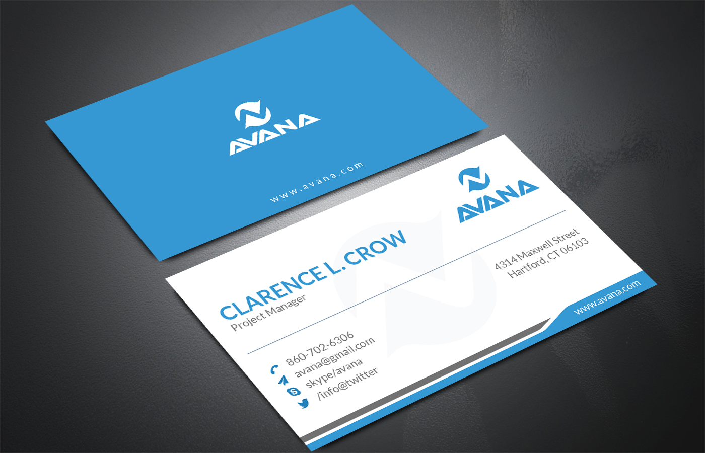 I will Create Eye-Catching professional Minimulist Business Card