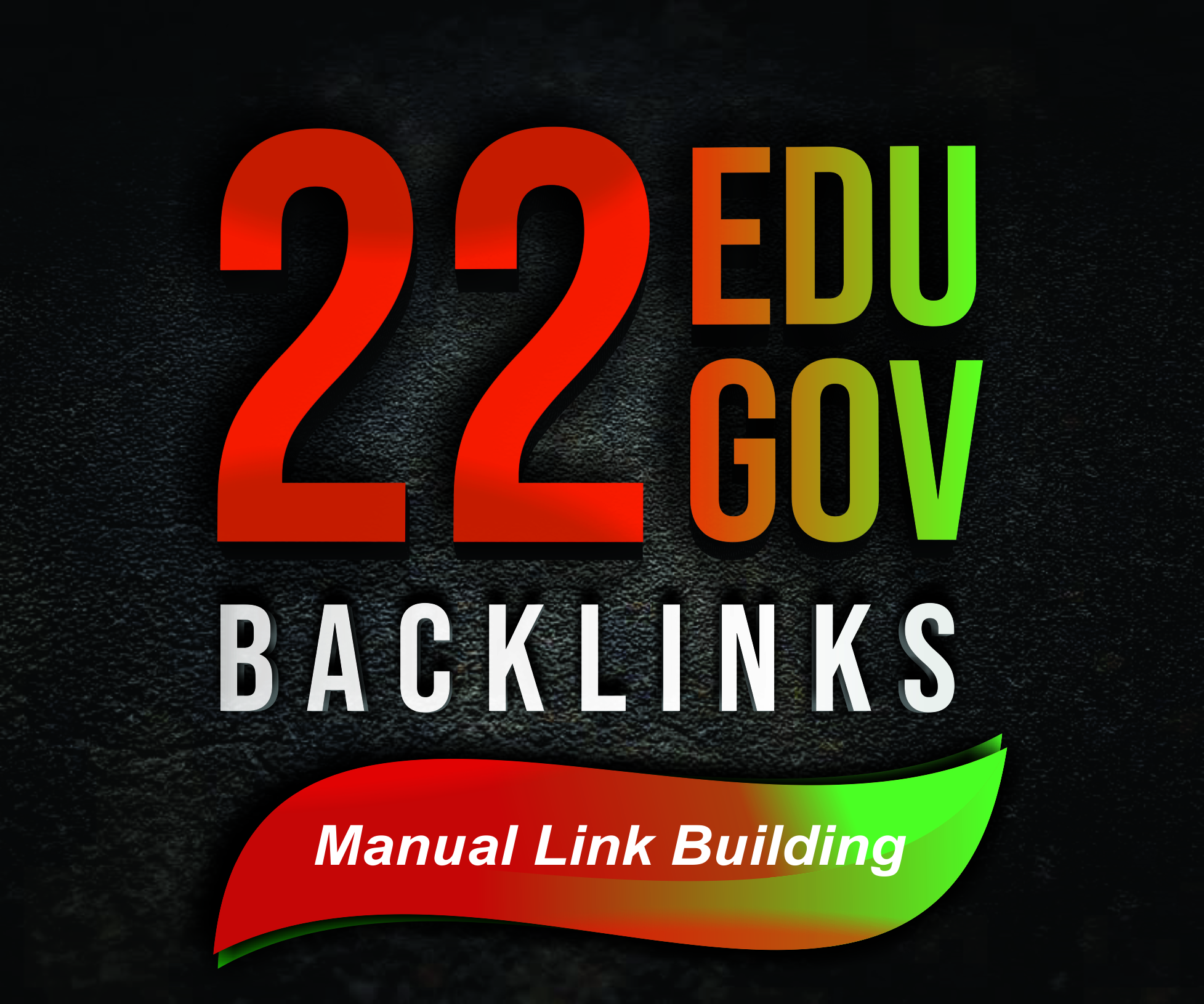 22 Edu and Gov backlinks manually created Help to get Google ranking and fast indexing content