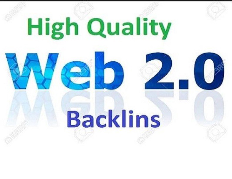 High quality 800 Web 2.0 profiles Backlinks for Google Page Rank