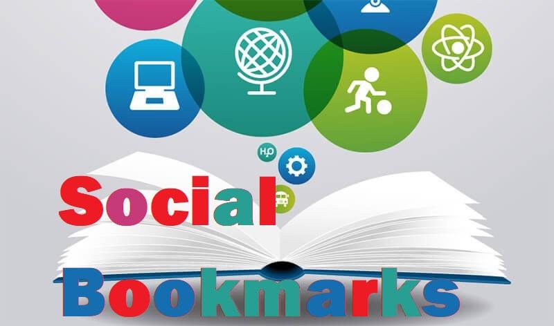 High Quality 175 Social Bookmarks Backlinks