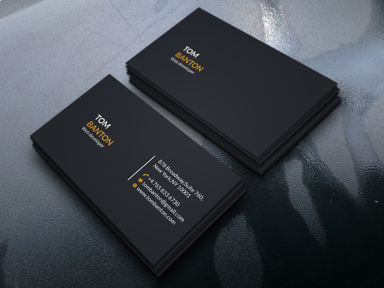 I will create your outstanding business card design, ready to print. I'll provide professional busine