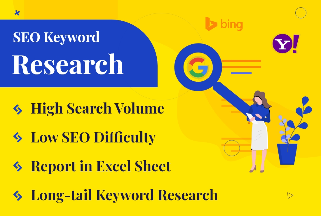 I will do Excellent SEO Keyword Research