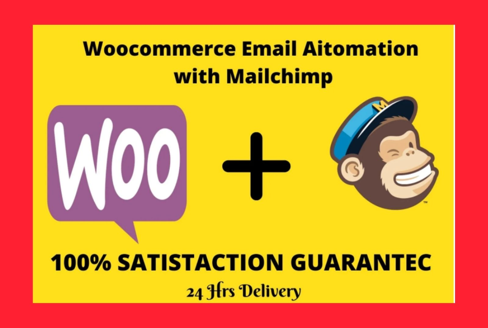 I will do mailchimp automation,  template design for online store