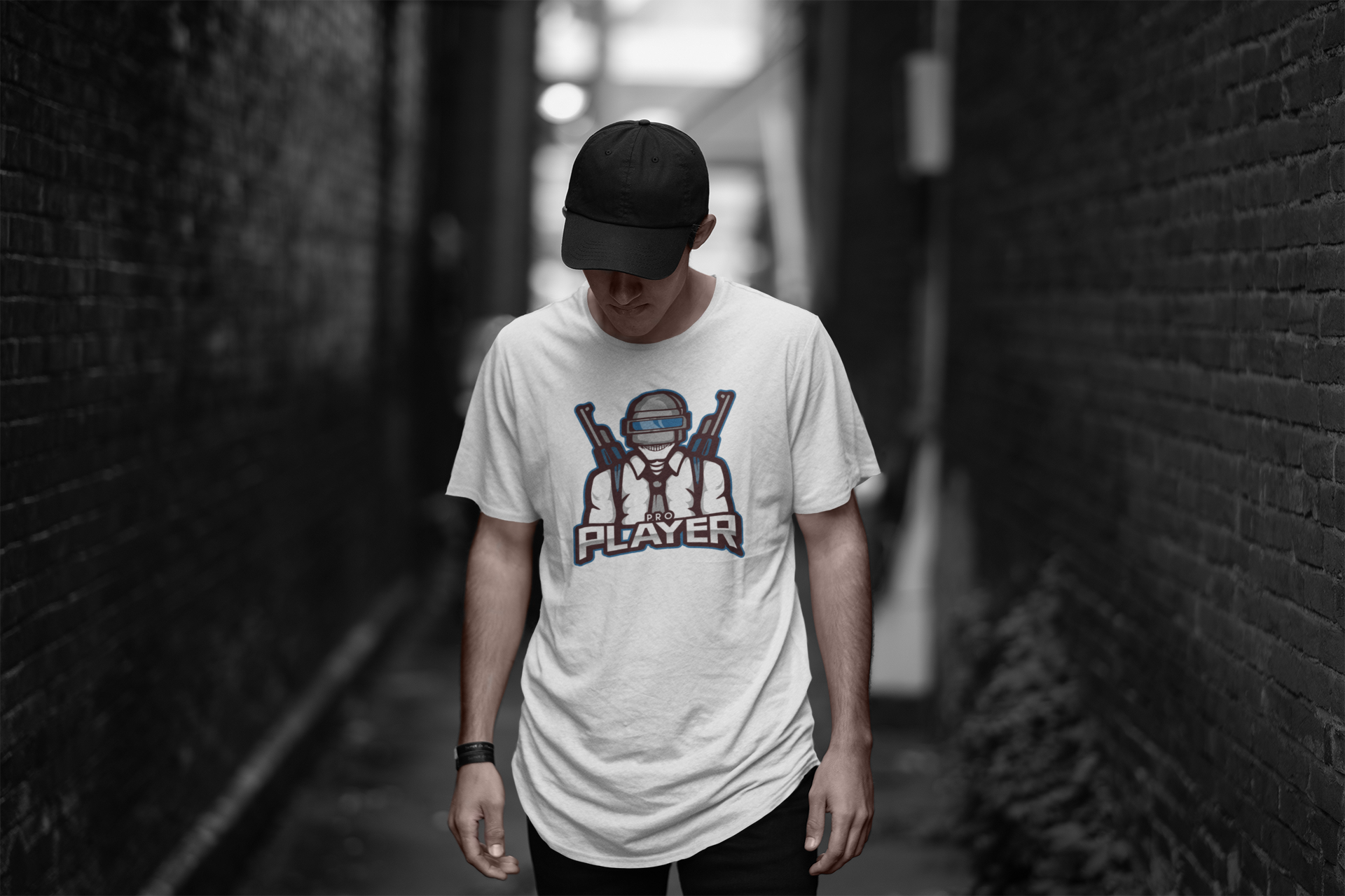 I will create 6 professional 3d mockups for T-shirts