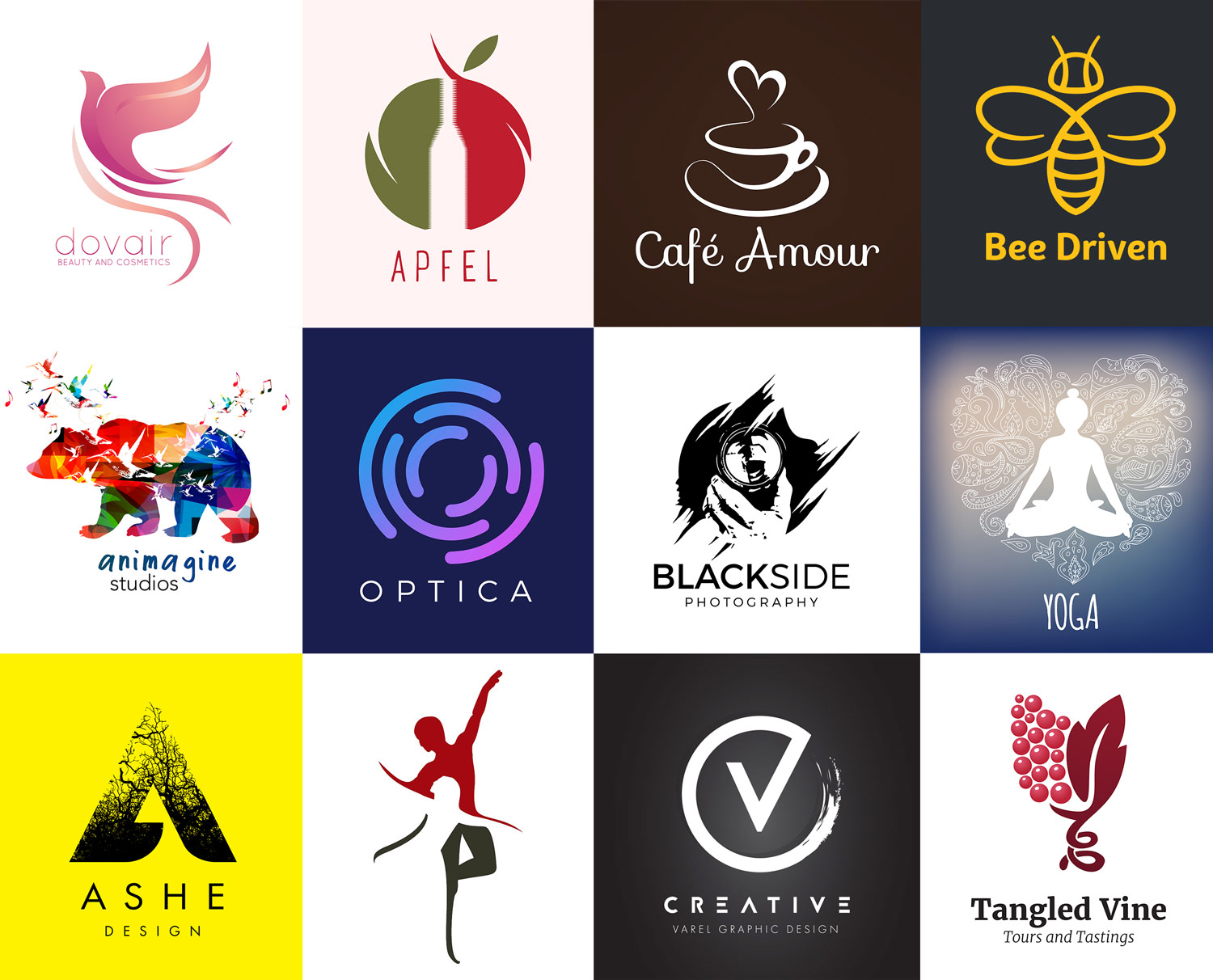 I will design a modern, professional and refined logo for your business