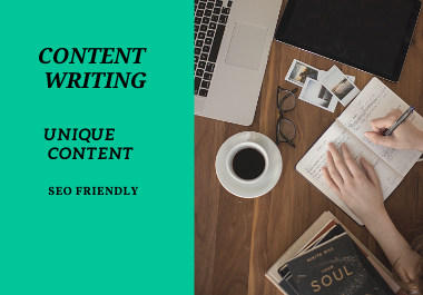 Write 1000 words SEO article/Website content and blog posts on any topic