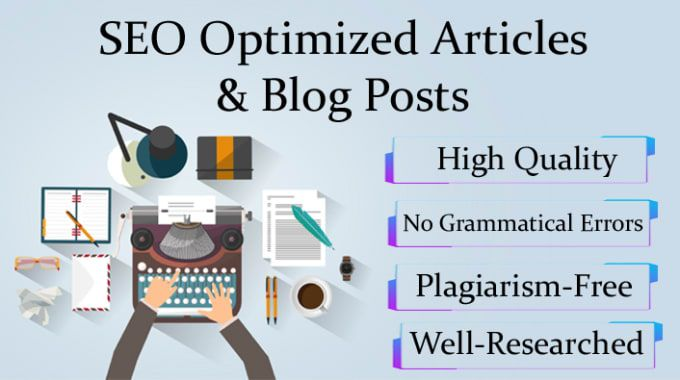 Top quality 2 x 1000 words articles for your blog/website