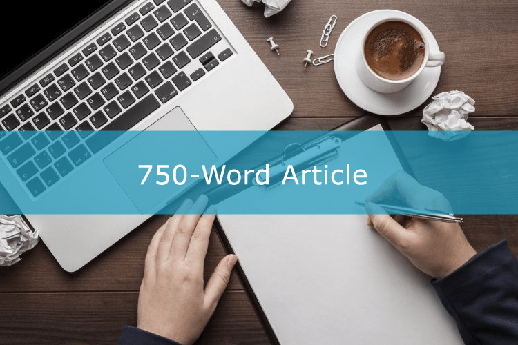 Write 2 engaging 750 words articles or blog posts