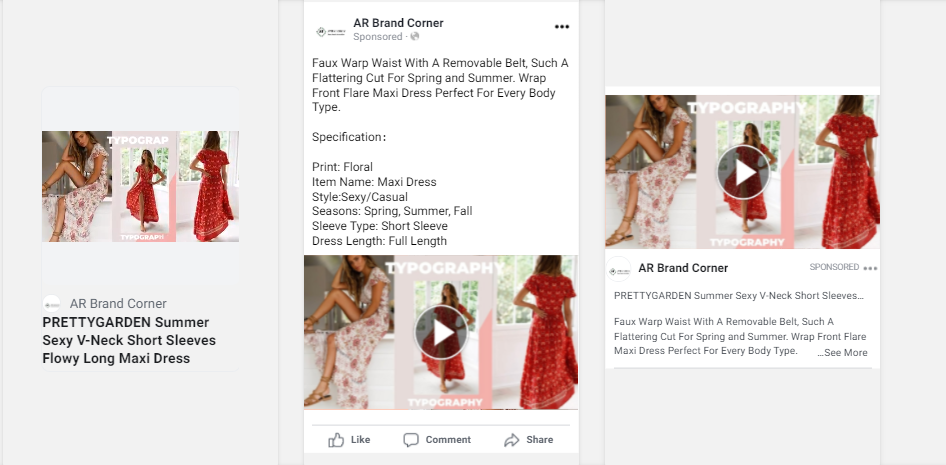 I will run facebook ads campaign and instagram ads campaign