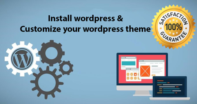design wordpress website by elementor and customize your full wordpress site