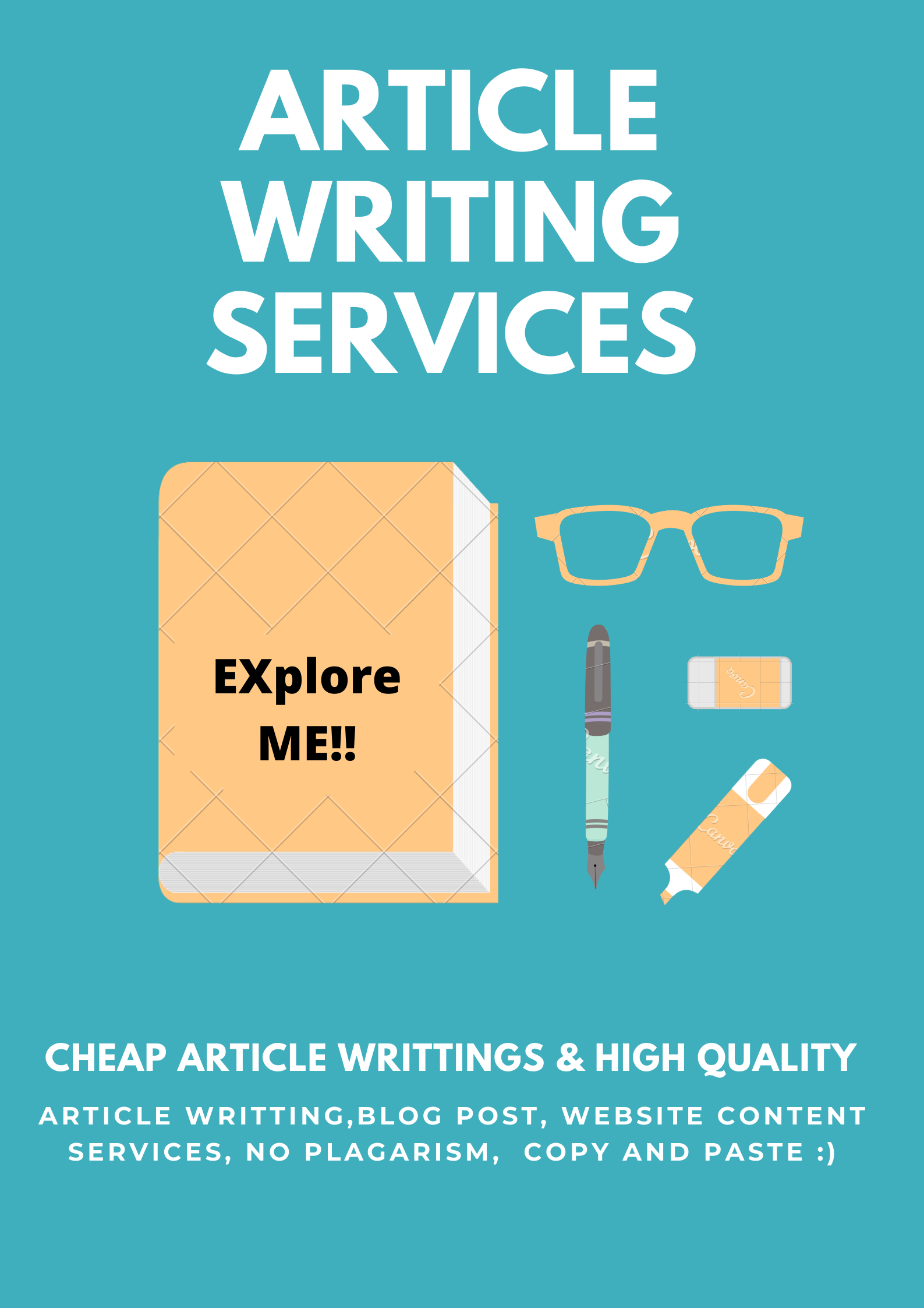 I will write 600-800 words engaging article or post for your website or blog.