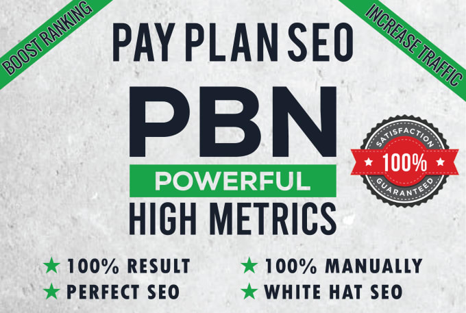 I will do build manual unique domain homepage pbn backlinks