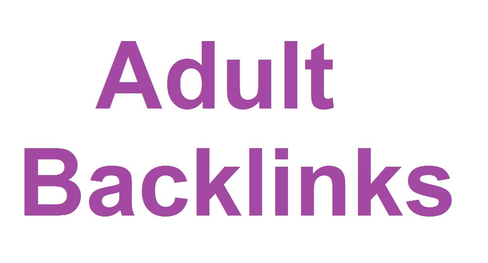 I will do promotion adult promotion google 1st page