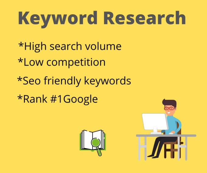I will do SEO keyword research for ranking