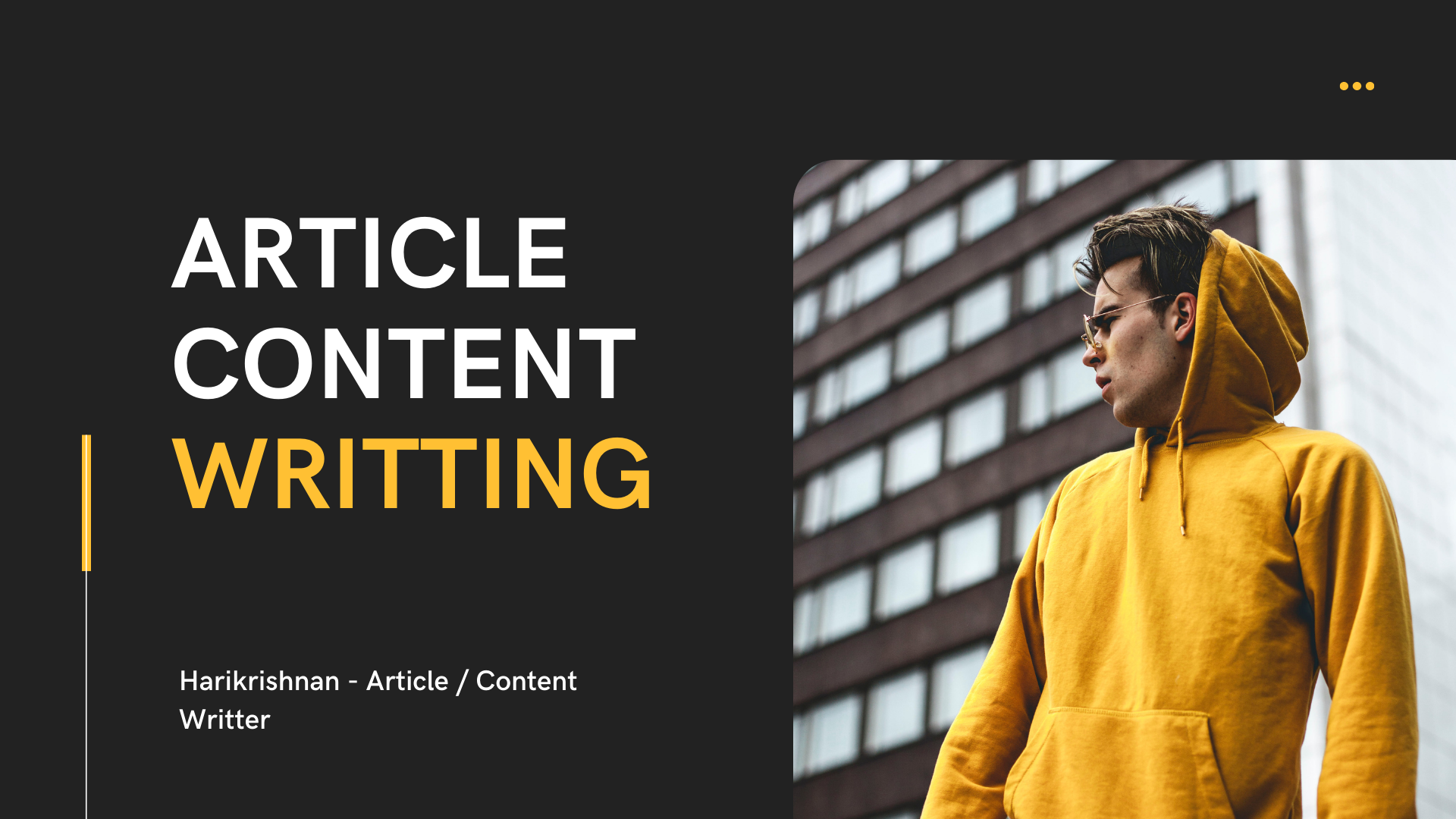 Article / Content Writting - I will write content / Article of 100,250,1000 words