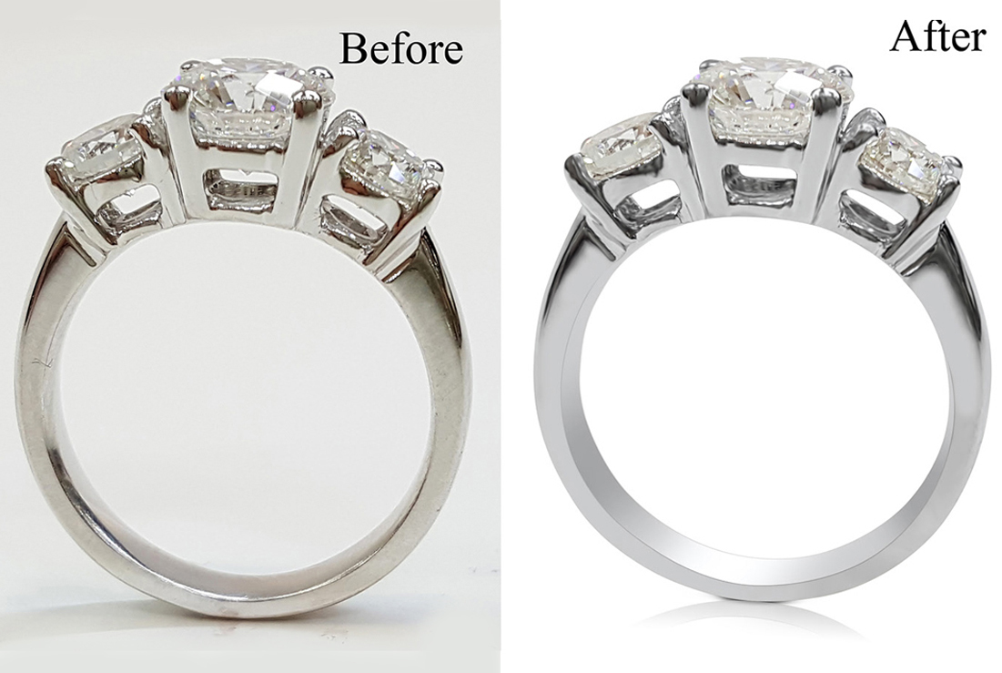 I will do high end professional jewelry image retouch 1 image