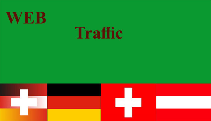 I will send german visits,  traffic germany,  switzerland,  austria