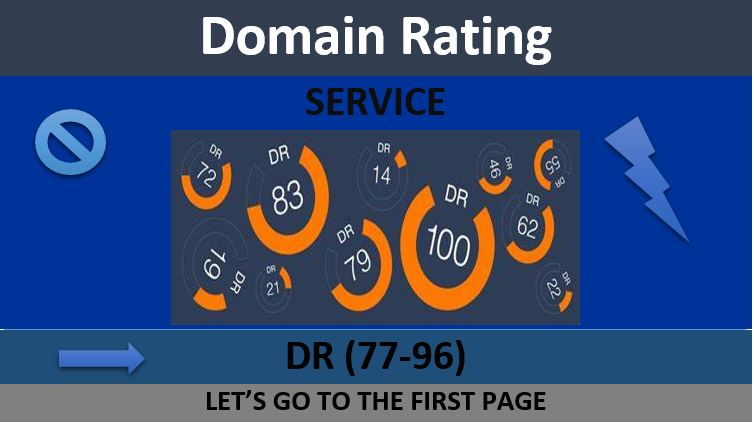 I will do DR 77-96 DoFollow 45 Backlinks for rank your website to go to the first page