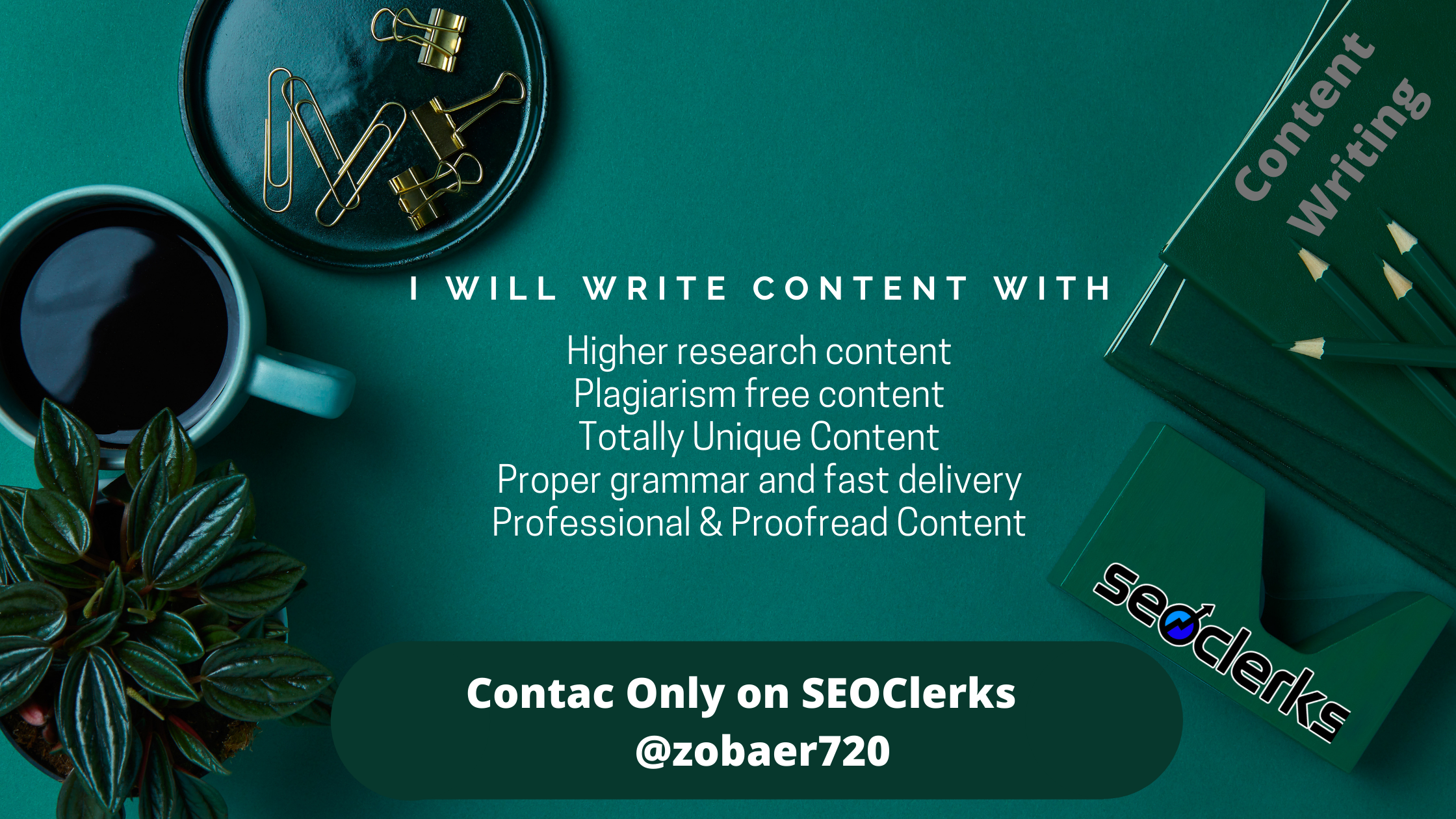 I will write well researched SEO article for blog post or web content