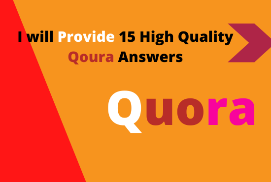 Provide 25 High Quality Quora Answers