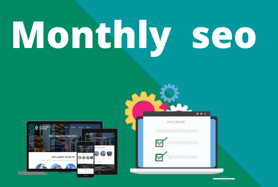 I will do monthly off page SEO service manual high quality backlinks