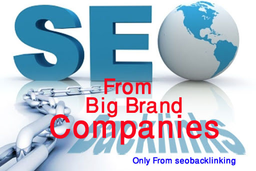 Exclusively MANUALLY Backlinks From Big Brand Companies