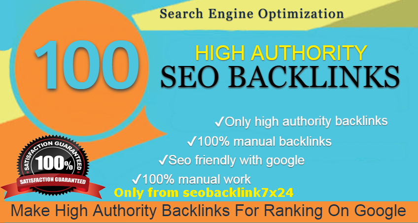 I Will Create 100 PR9 - DA 70+Backlink Domain High Quality Dofollow Profile Backlinks