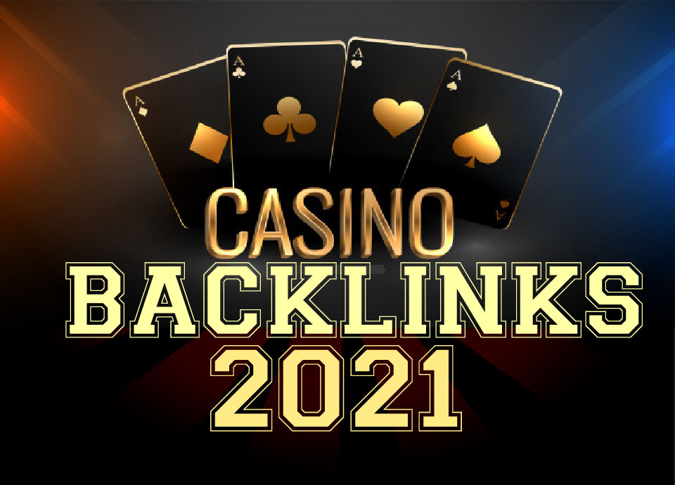 Create 120 Casino,  Gambling,  Poker,  Betting Related High Quality Dofollow backlinks for your website