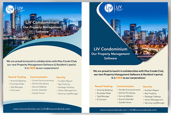 I will Design Corporate and Business Flyer Brochure and Letterhead Design