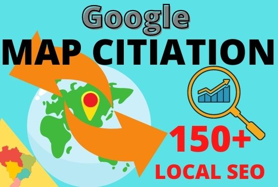I will create 300+ google maps citation to rank website, directory submission, business listing