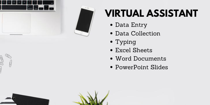 I Will Become Your Virtual Assistant Of Microsoft Word