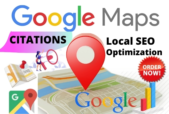 I will Optimize 150 Google maps citations for any country