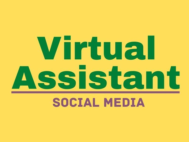 I will be your trusted and dedicated Virtual Assistant for Social Media